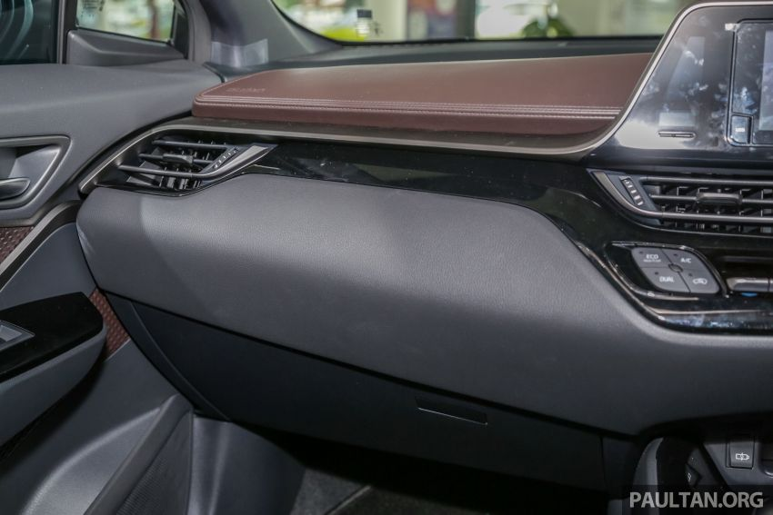 GALLERY: 2019 Toyota C-HR – new wheels, CarPlay Image #928194