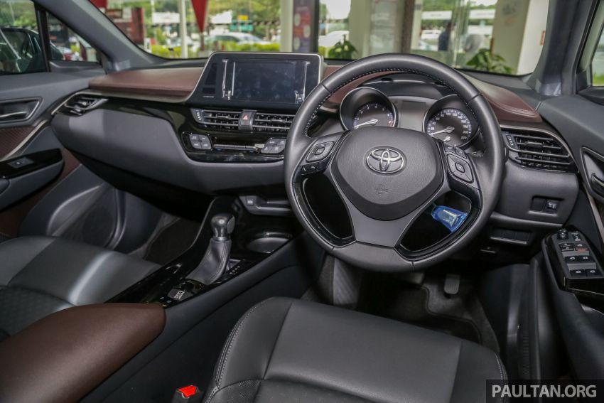 GALLERY: 2019 Toyota C-HR – new wheels, CarPlay Image #928197