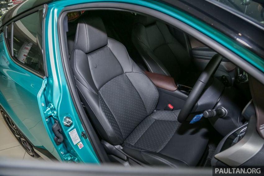 GALLERY: 2019 Toyota C-HR – new wheels, CarPlay Image #928201