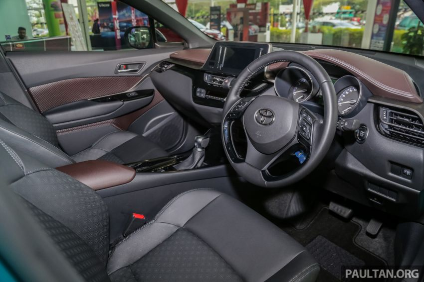 GALLERY: 2019 Toyota C-HR – new wheels, CarPlay Image #928176