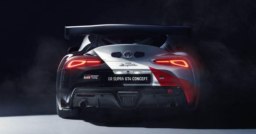 Toyota GR Supra GT4 Concept muncul di Geneva Image #930688