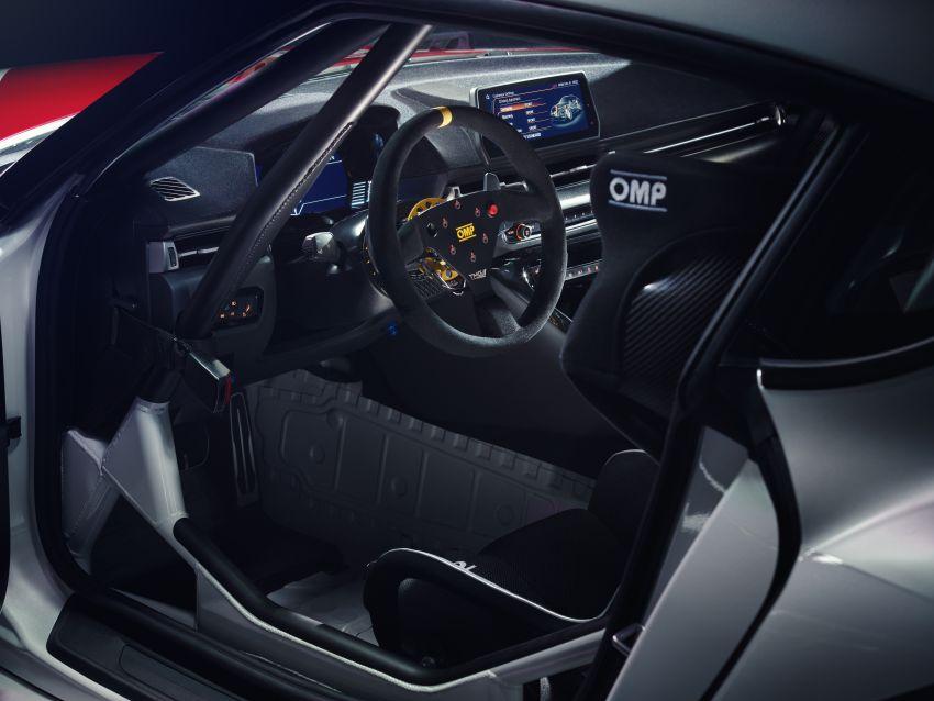 Toyota GR Supra GT4 Concept muncul di Geneva Image #930686