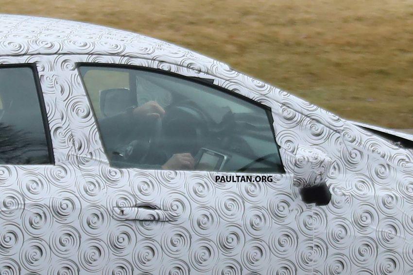SPYSHOT: Nissan sedang uji Almera generasi baharu? Image #938207