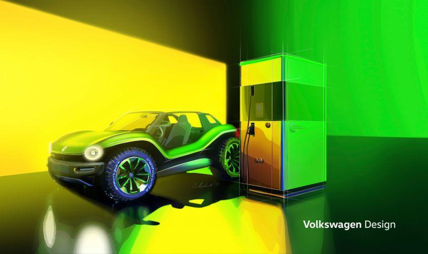 Volkswagen I.D. Buggy bawa konsep santai – dipacu motor elektrik 204 PS, tiada bumbung dan pintu Image #931518