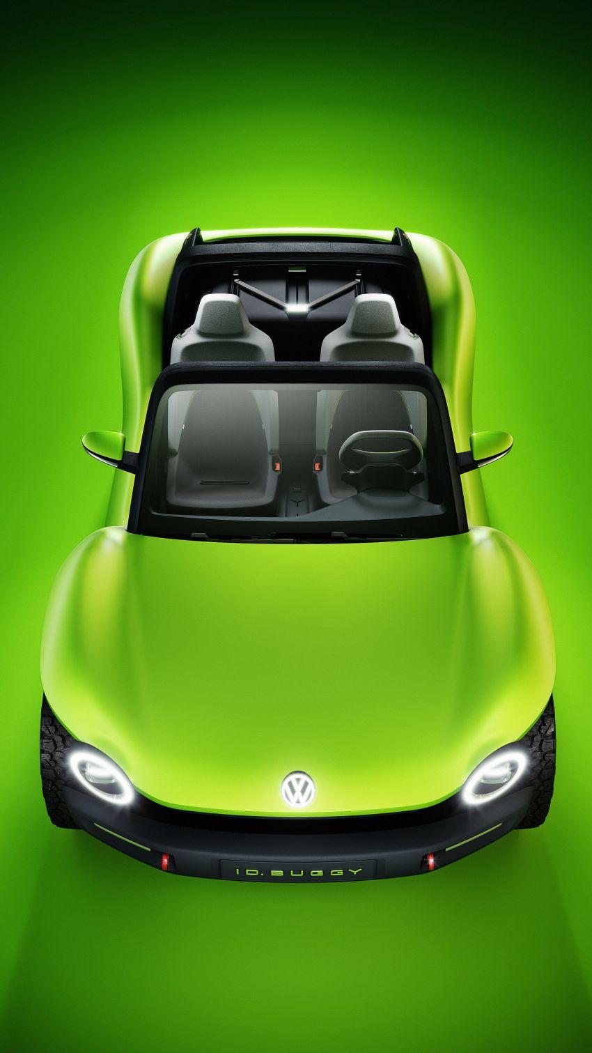 Volkswagen I.D. Buggy bawa konsep santai – dipacu motor elektrik 204 PS, tiada bumbung dan pintu Image #931519