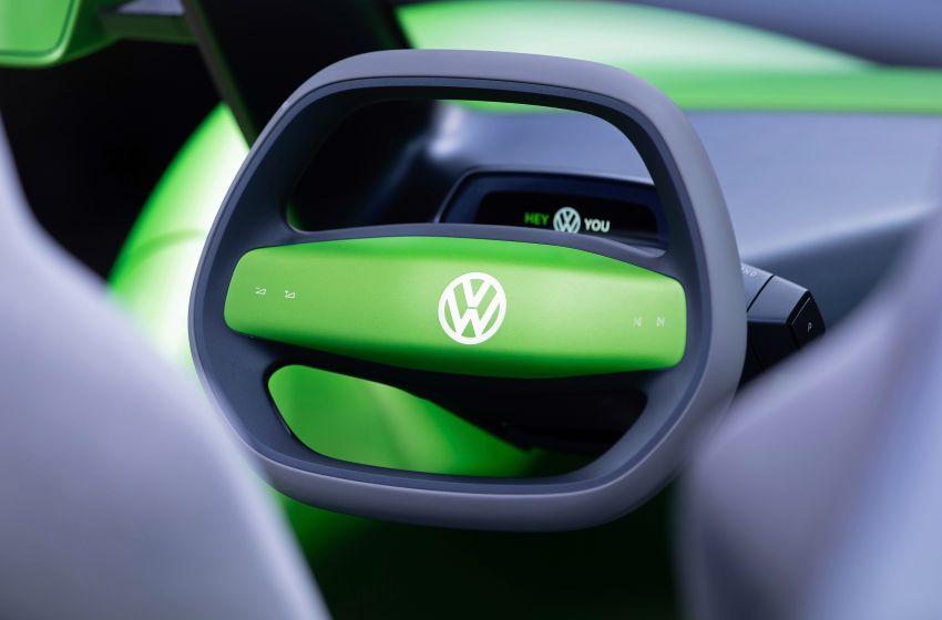 Volkswagen I.D. Buggy bawa konsep santai – dipacu motor elektrik 204 PS, tiada bumbung dan pintu Image #931541