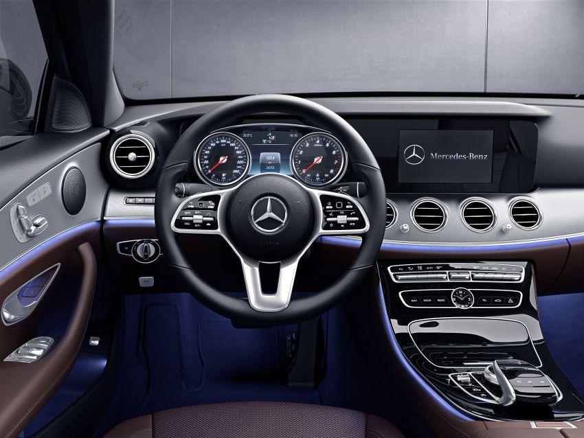 2019 W213 Mercedes Benz E200 Sportstyle E300 Exclusive