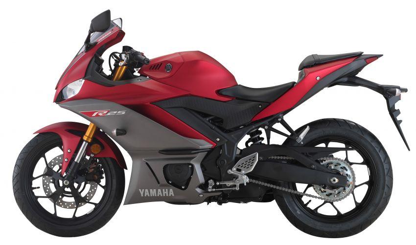 Yamaha YZF-R25 2019 dijual pada harga RM19,988 Image #936300