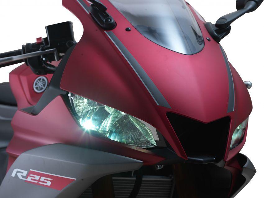 Yamaha YZF-R25 2019 dijual pada harga RM19,988 Image #936316