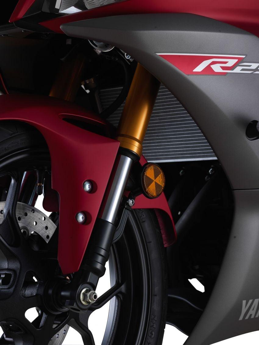 Yamaha YZF-R25 2019 dijual pada harga RM19,988 Image #936318