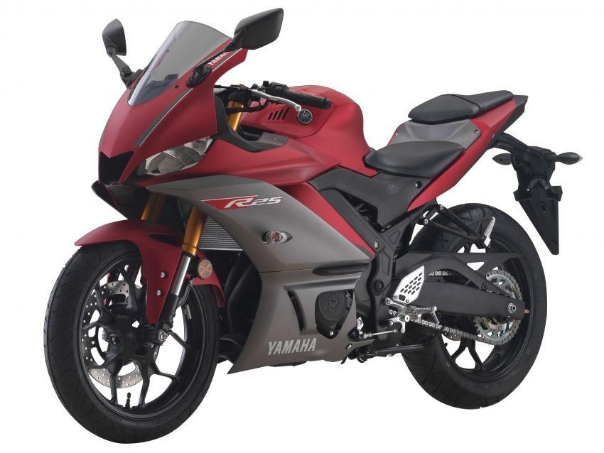 Yamaha YZF-R25 2019 dijual pada harga RM19,988 Image #936305