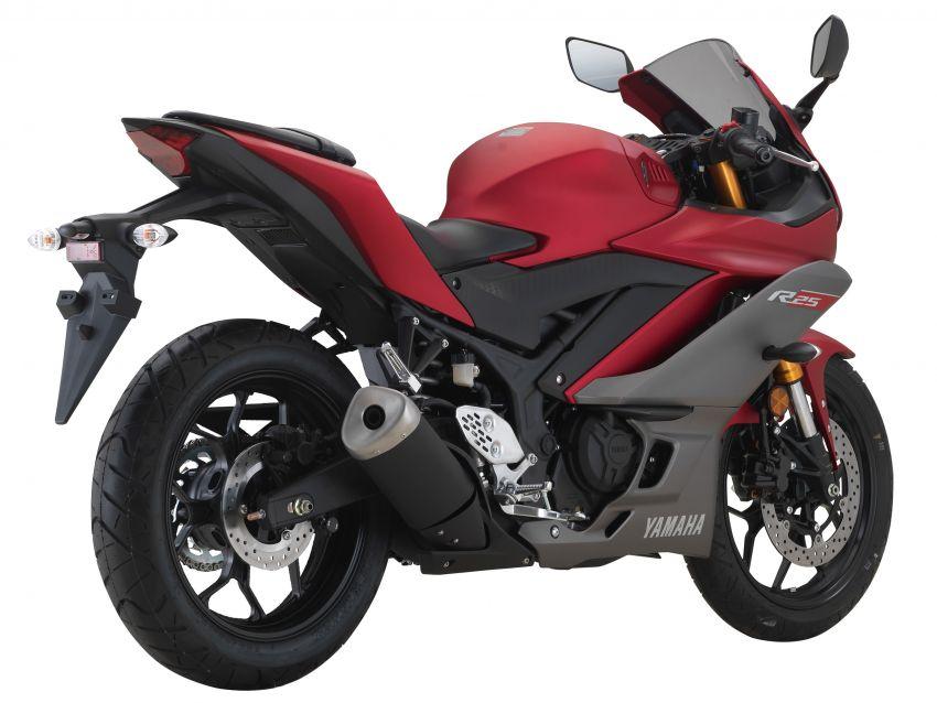 Yamaha YZF-R25 2019 dijual pada harga RM19,988 Image #936307