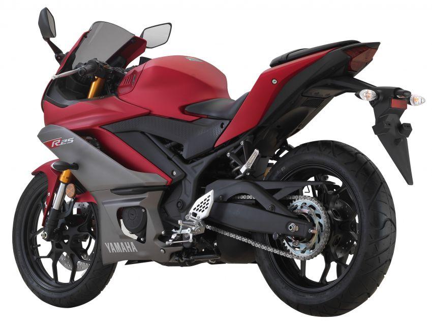Yamaha YZF-R25 2019 dijual pada harga RM19,988 Image #936309