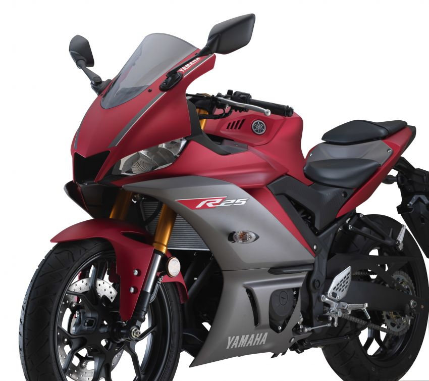 Yamaha YZF-R25 2019 dijual pada harga RM19,988 Image #936314