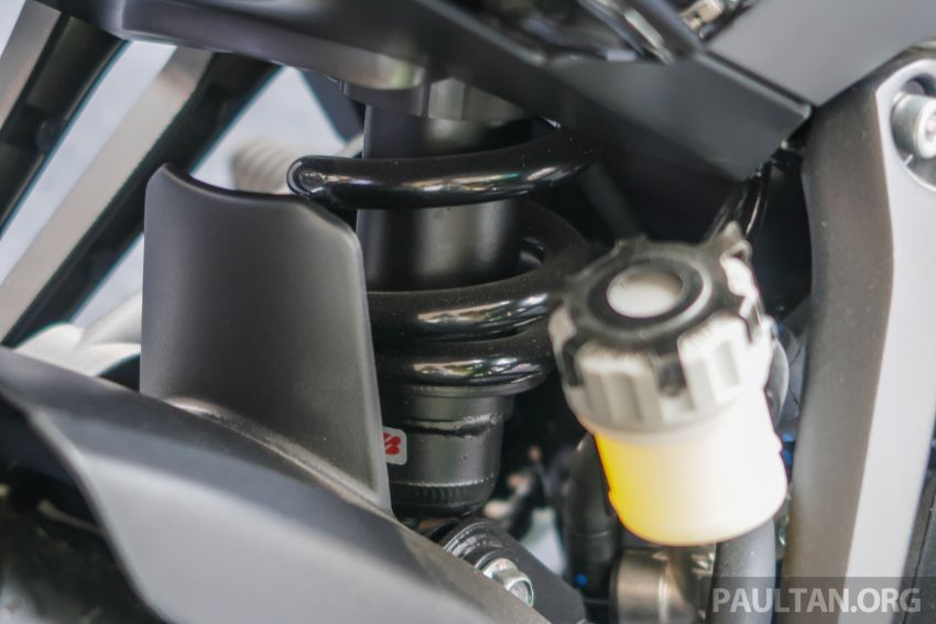 2019 Yamaha Y15ZR shown in Malaysia – price in April Image #938032