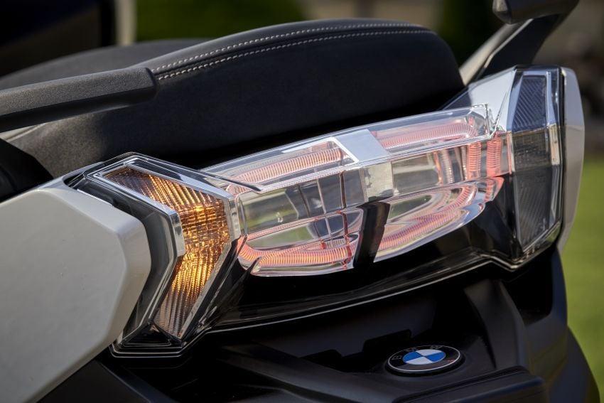 BMW Motorrad C 400 bakal masuk M'sia tak lama lagi Image #949354