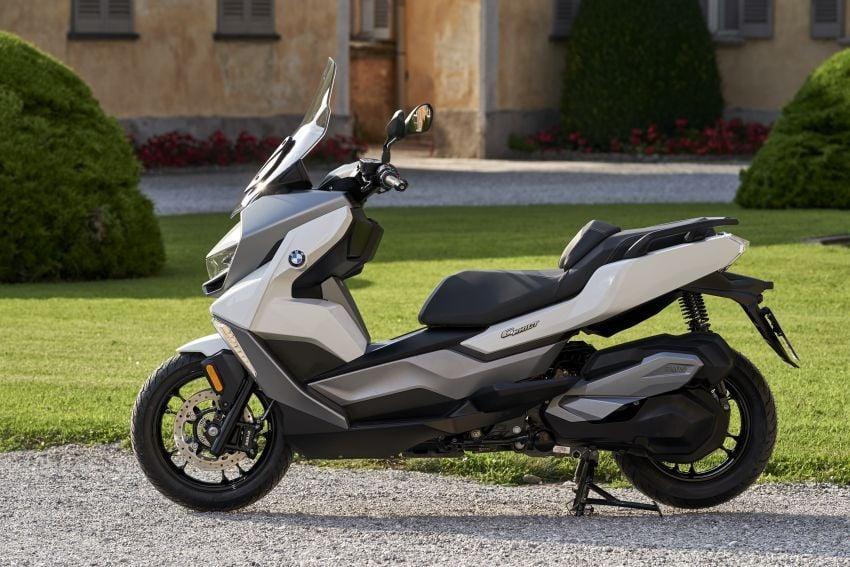 BMW Motorrad C 400 bakal masuk M'sia tak lama lagi Image #949355