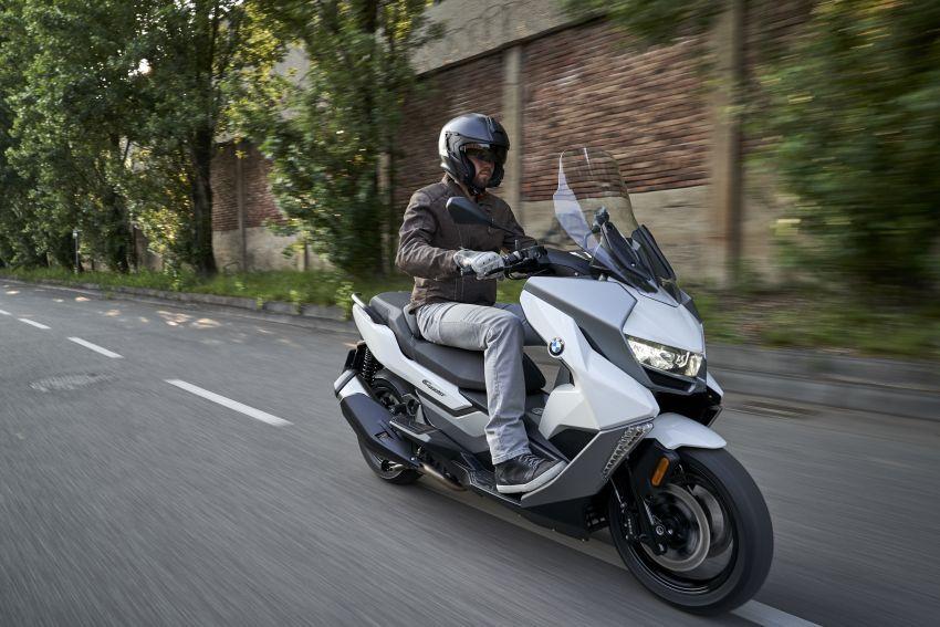 BMW Motorrad C 400 bakal masuk M'sia tak lama lagi Image #949357