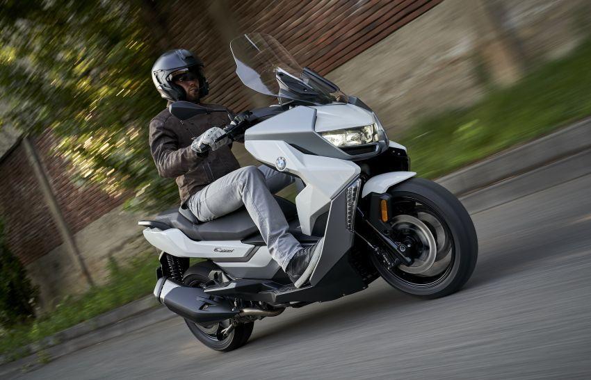 BMW Motorrad C 400 bakal masuk M'sia tak lama lagi Image #949359
