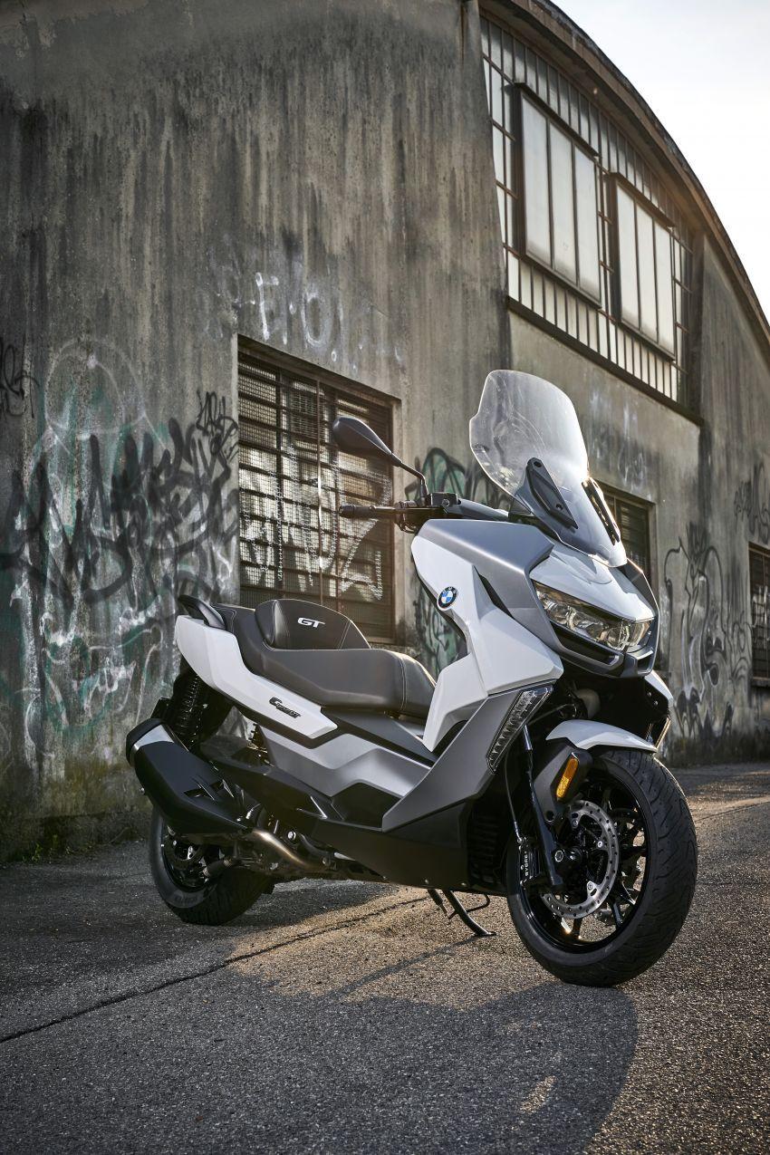 BMW Motorrad C 400 bakal masuk M'sia tak lama lagi Image #949360