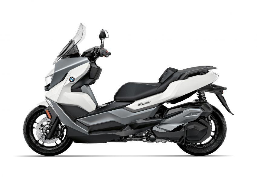 BMW Motorrad C 400 bakal masuk M'sia tak lama lagi Image #949363