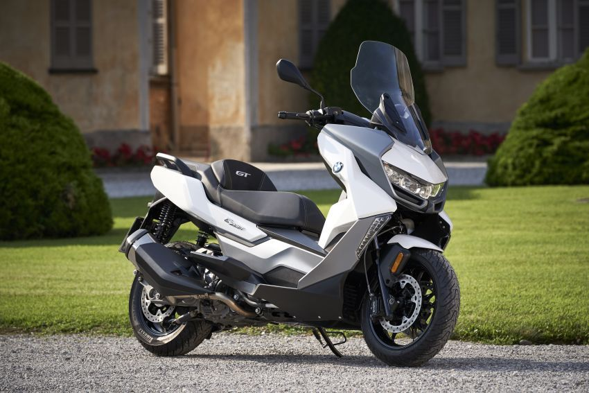 BMW Motorrad C 400 bakal masuk M'sia tak lama lagi Image #949348