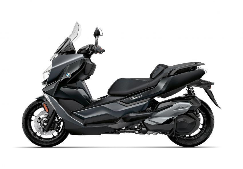 BMW Motorrad C 400 bakal masuk M'sia tak lama lagi Image #949364