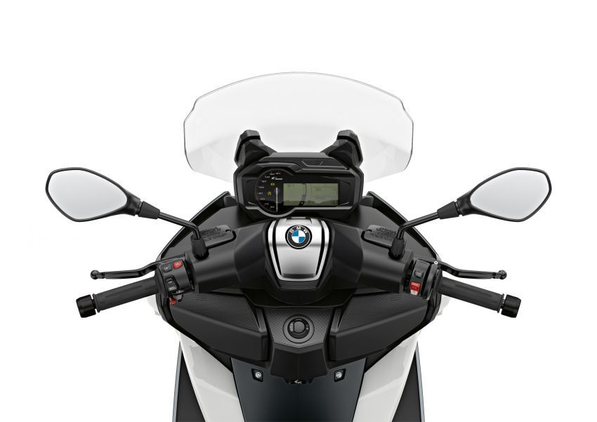 BMW Motorrad C 400 bakal masuk M'sia tak lama lagi Image #949370