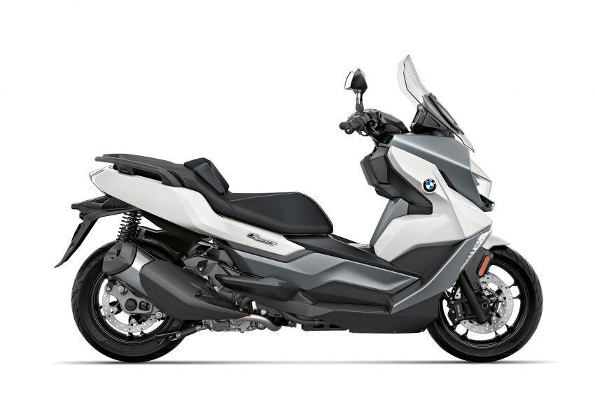 BMW Motorrad C 400 bakal masuk M'sia tak lama lagi Image #949373