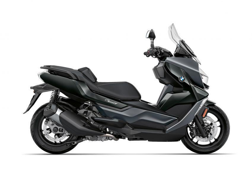 BMW Motorrad C 400 bakal masuk M'sia tak lama lagi Image #949375