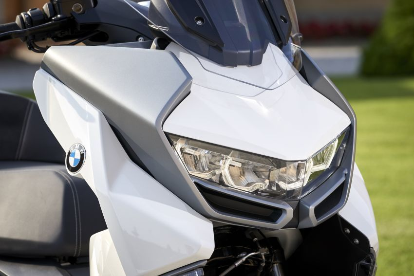 BMW Motorrad C 400 bakal masuk M'sia tak lama lagi Image #949350