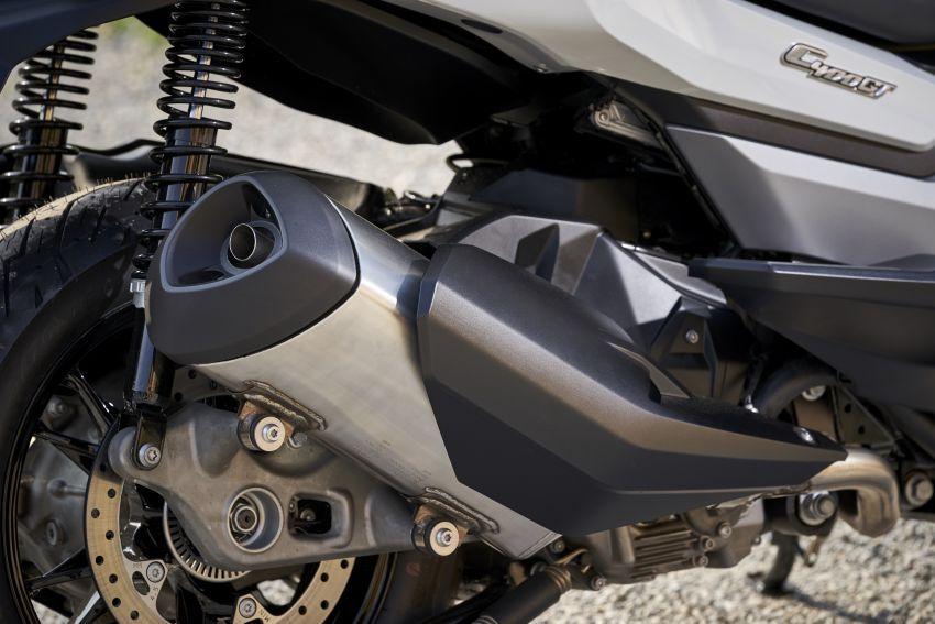 BMW Motorrad C 400 bakal masuk M'sia tak lama lagi Image #949353