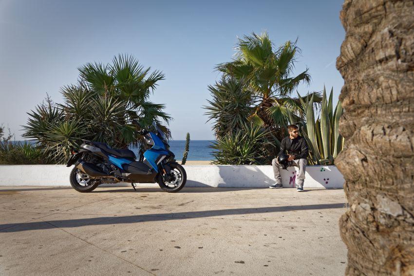 BMW Motorrad C 400 bakal masuk M'sia tak lama lagi Image #949388