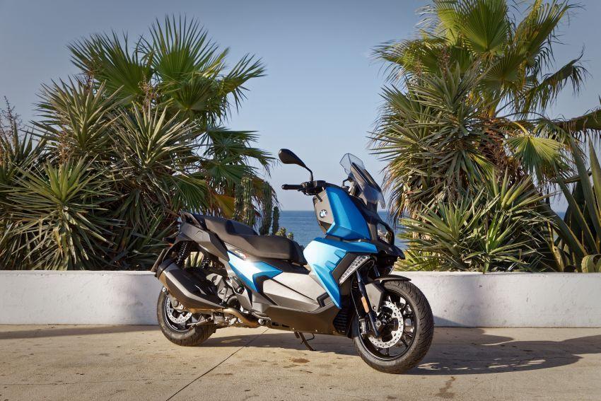 BMW Motorrad C 400 bakal masuk M'sia tak lama lagi Image #949389