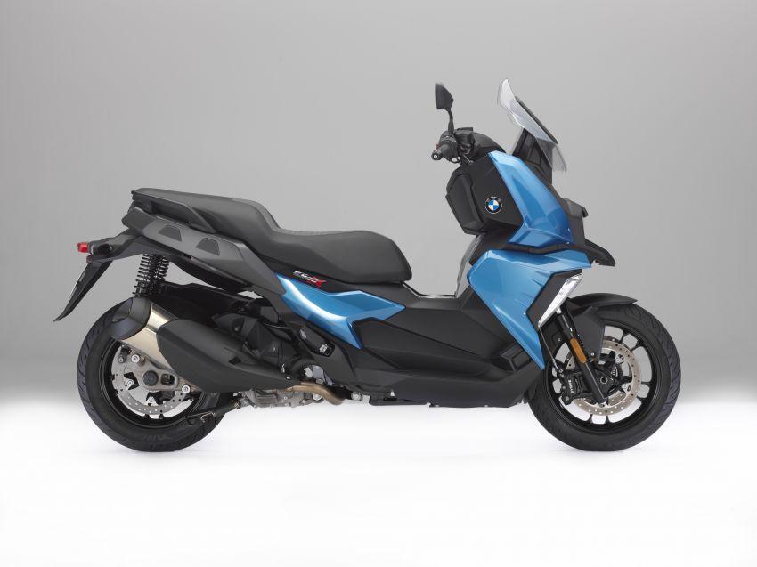 BMW Motorrad C 400 bakal masuk M'sia tak lama lagi Image #949393