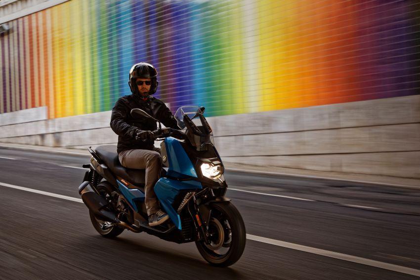 BMW Motorrad C 400 bakal masuk M'sia tak lama lagi Image #949379