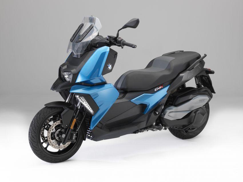 BMW Motorrad C 400 bakal masuk M'sia tak lama lagi Image #949397