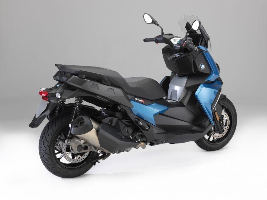 BMW Motorrad C 400 bakal masuk M'sia tak lama lagi Image #949399