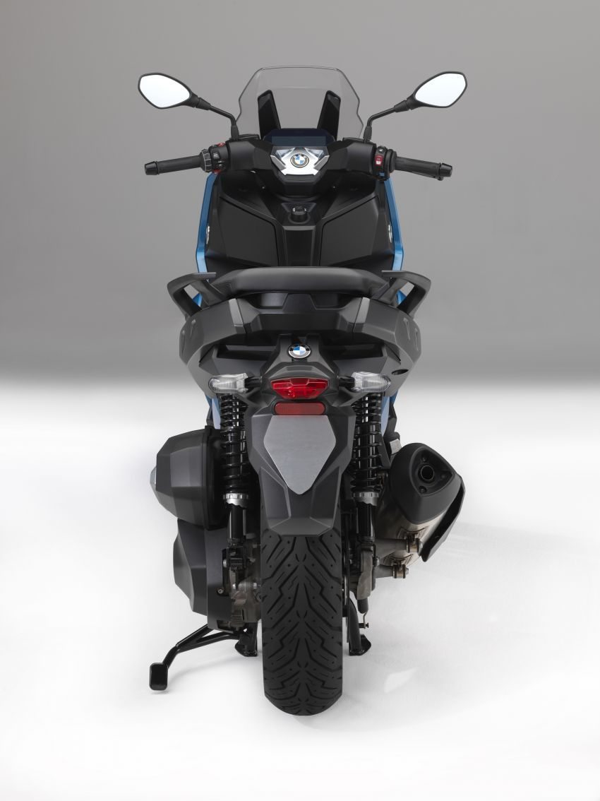 BMW Motorrad C 400 bakal masuk M'sia tak lama lagi Image #949401