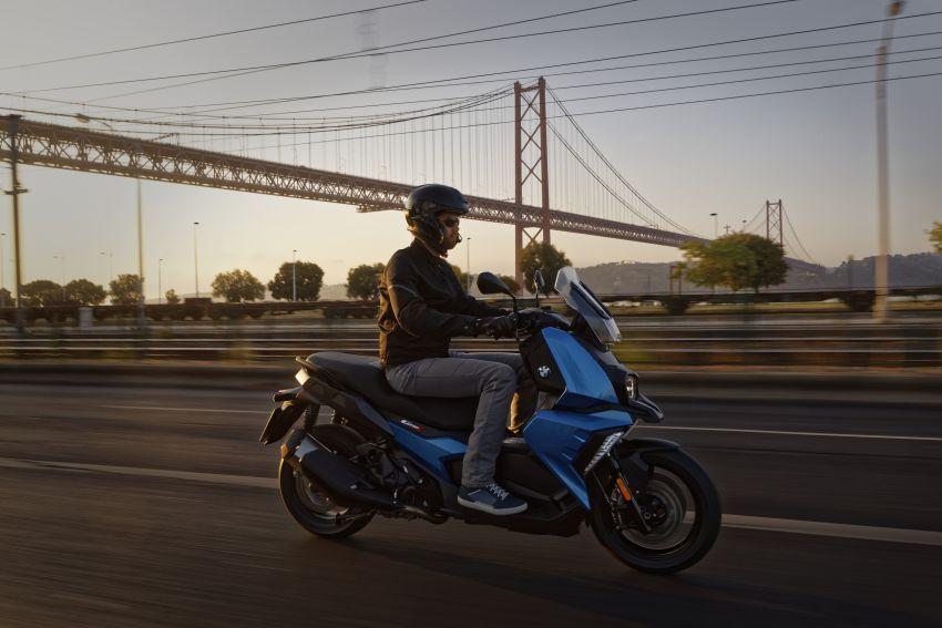 BMW Motorrad C 400 bakal masuk M'sia tak lama lagi Image #949380