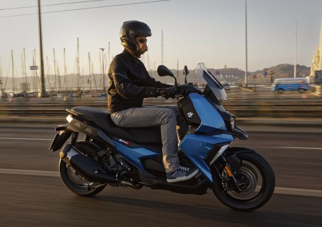 2019 Bmw Motorrad C 400 Scooters In Malaysia Soon