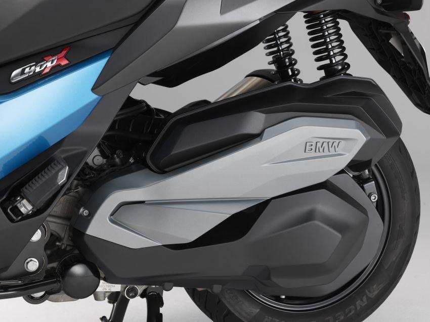 BMW Motorrad C 400 bakal masuk M'sia tak lama lagi Image #949409