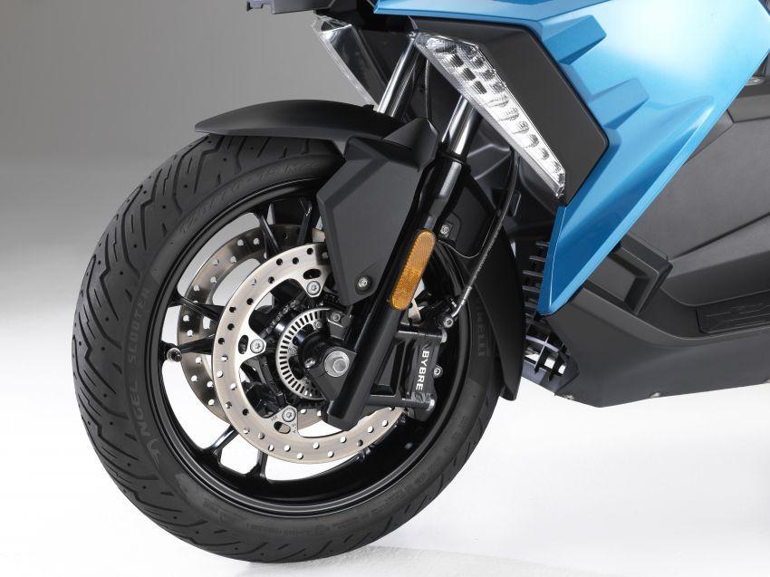BMW Motorrad C 400 bakal masuk M'sia tak lama lagi Image #949410