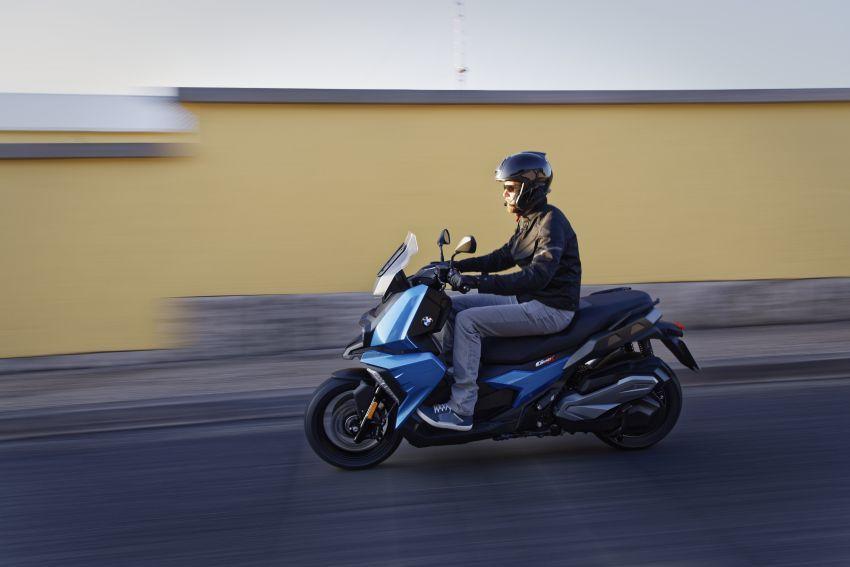 BMW Motorrad C 400 bakal masuk M'sia tak lama lagi Image #949384