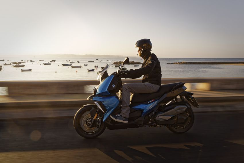 BMW Motorrad C 400 bakal masuk M'sia tak lama lagi Image #949385