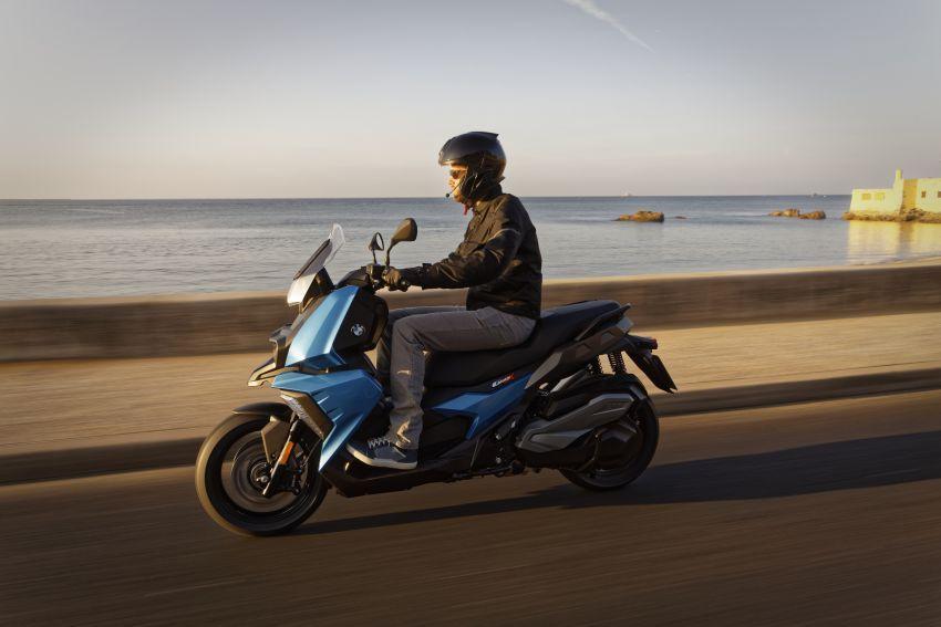 BMW Motorrad C 400 bakal masuk M'sia tak lama lagi Image #949387