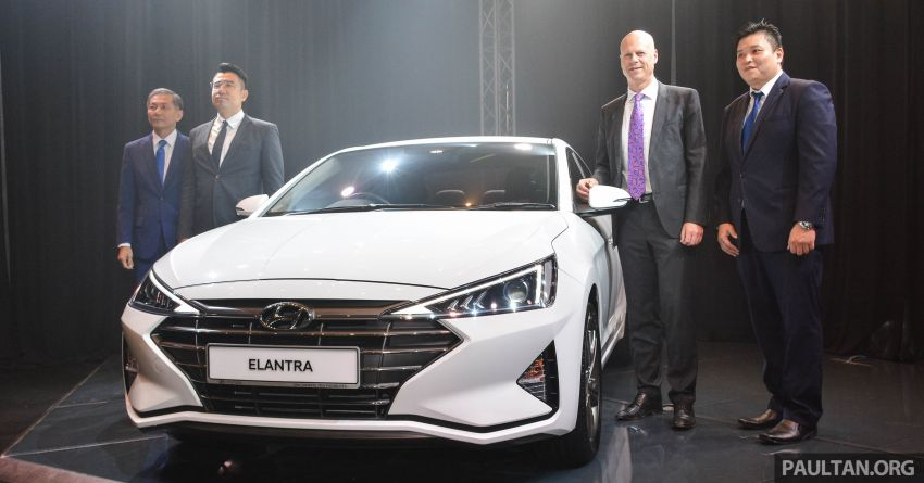 2019 Hyundai Elantra facelift launched – from RM110k Image #950399