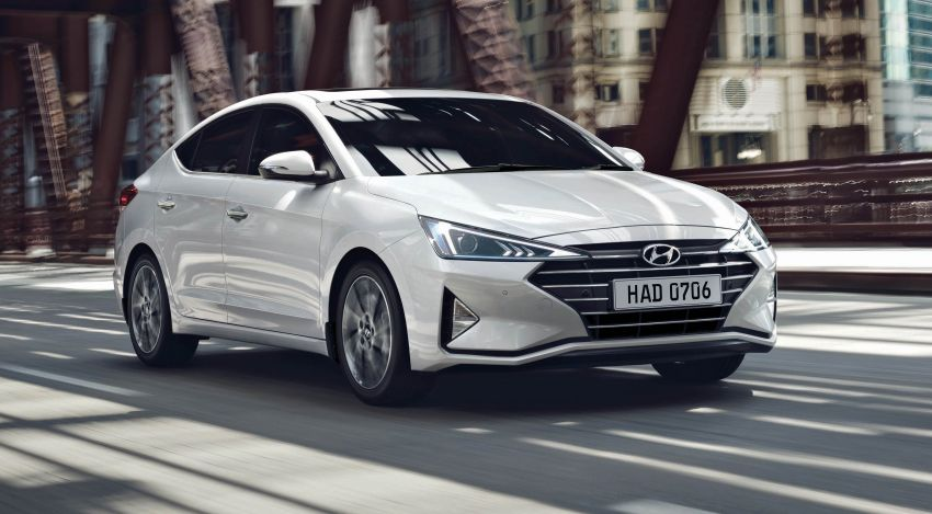 2019 Hyundai Elantra facelift launched – from RM110k Image #950571