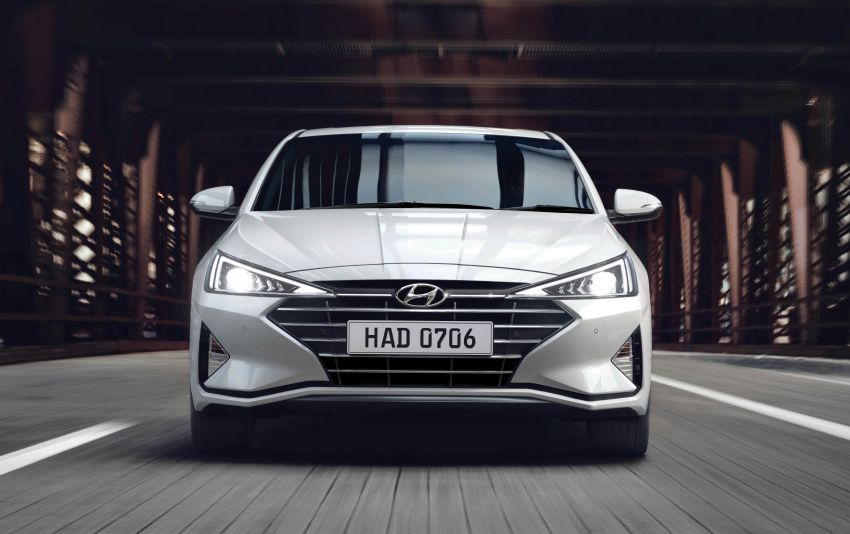 2019 Hyundai Elantra facelift launched – from RM110k Image #950572