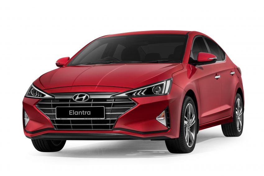 2019 Hyundai Elantra facelift launched – from RM110k Image #950576